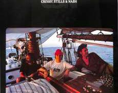 クロスビー、スティルス&ナッシュ「CSN」|ワーナー・パイオニア