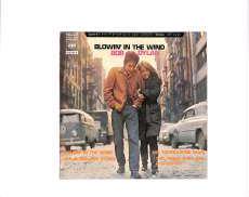 ボブ・ディラン「風に吹かれて」 17CMLP|CBSソニー