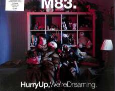 M83「HURRY UP,WE'REDREAMING.」|ミュート