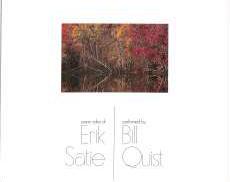 ビル・クウィスト「エリック・サティ、ピアノ作品集」|キャニオン