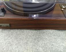 レコードプレーヤー|PIONEER