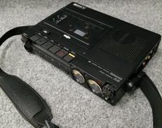 デンスケ(カセットレコーダー) SONY