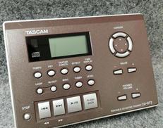 ギタートレーナー TASCAM
