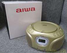 CD/ラジオ AIWA