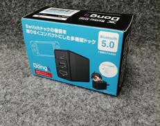 Switch用多機能ドック|UNIQ