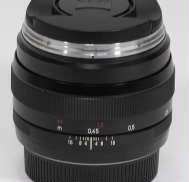 広角単焦点レンズ CARL ZEISS