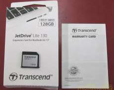 JetDrive Lite 130 120GB TRANSCEND