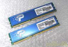 DDR3-1600/PC3-12800|PATRIOT