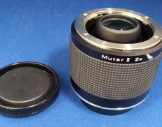 フィルムカメラ用テレコン|CONTAX