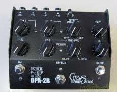 ベース用プリアンプ|CREWS MANIAC SOUND