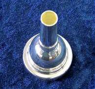 トロンボーン(細管)用マウスピース|VINCENT BACH