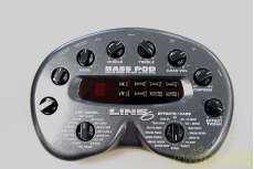 ベース用アンプシミュレーター LINE6