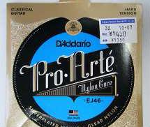 ※新品 クラシックギター弦 D'ADDARIO