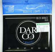 ※新品 アコースティックギター弦 DARCO