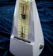振り子式メトロノーム(ベルなし)|日工精機