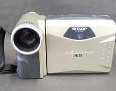 8ミリビデオカメラ SHARP