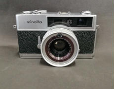 【ジャンク】フィルムカメラ MINOLTA