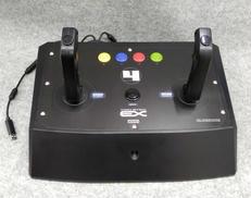 ツインスティックEX 電脳戦機バーチャロンフォースバージョン|HORI