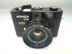 【ジャンク】カメラ KONICA