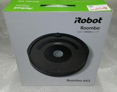 【未使用品】ロボット掃除機|IROBOT