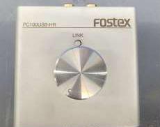 ボリュームコントローラー|FOSTEX