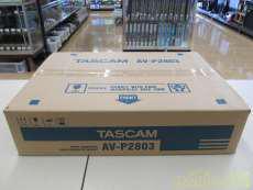 電源モジュール TASCAM