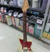 アンプ内蔵ギター|FENDER JAPAN