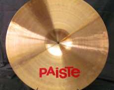 ライド|PAISTE