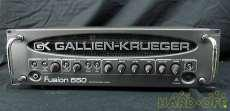 ヘッドアンプ GALLIEN-KRUEGER