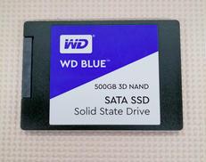 SSD|WD