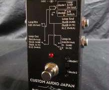 その他エフェクター C.A.J CUSTOM AUDIO JAPAN