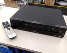 Blu-ray/VHS/HDD一体型レコーダー|JVC