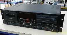 CDレコーダー TASCAM