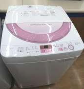 6kg全自動洗濯機 SHARP