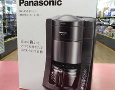 コーヒーメーカー 未使用|PANASONIC
