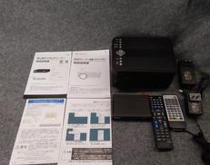 DVDプレーヤー搭載プロジェクター|VERSOS