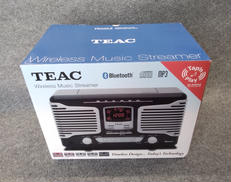 CDラジオ TEAC