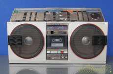 【ジャンク】カセットレコーダー SONY CFS-99 SONY