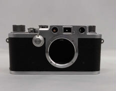 【ジャンク】レンジファインダーカメラ 3-F|NICCA