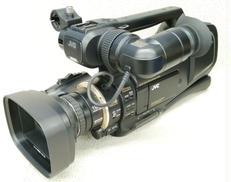 家庭用ショルダー型ビデオカメラ|JVC