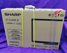 22V型液晶テレビ|SHARP