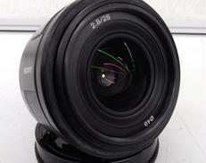 単焦点レンズ|SONY