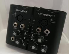 オーディオインターフェース|M-AUDIO