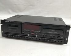 CDレコーダー/カセットデッキ|TASCAM