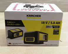 電動工具用バッテリー|KARCHER