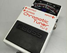 ギター・ベース用アクセサリ・パーツ・チューナー|BOSS
