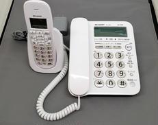 電話機|SHARP