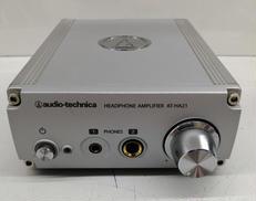 ヘッドホンアンプ|AUDIO-TECHNICA