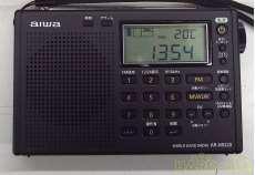 ポータブルラジオ AIWA