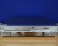 DVD/HDD/VHS一体型レコーダー|PANASONIC